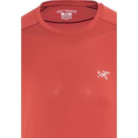 Arc'teryx Motus Crew SS Shirt Men Cardinal
